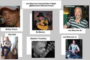 Lee Rascone's SongWriters Night