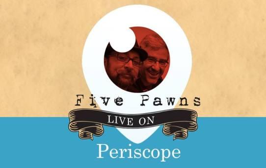 Five Pawns Dave Gebreau Vince Sottile