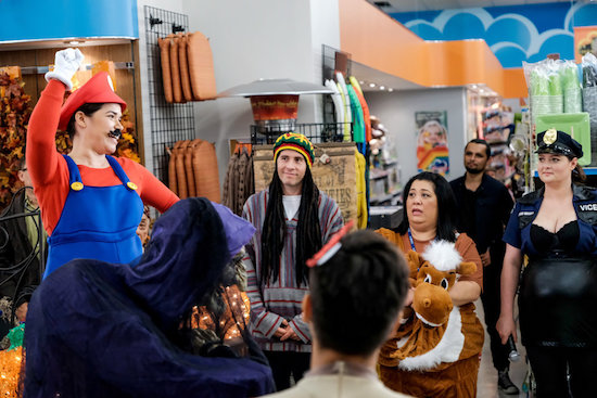 superstore costume competition photos