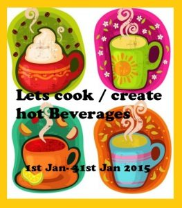 Lets cook create hot beverages