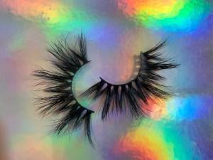 25 mm Mink Eyelash Wholesale