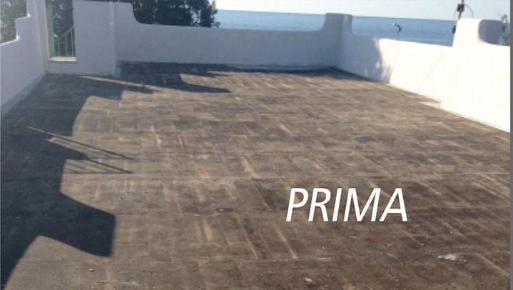 Sistemi impermeabilizzati per coperture e terrazzi  Givir