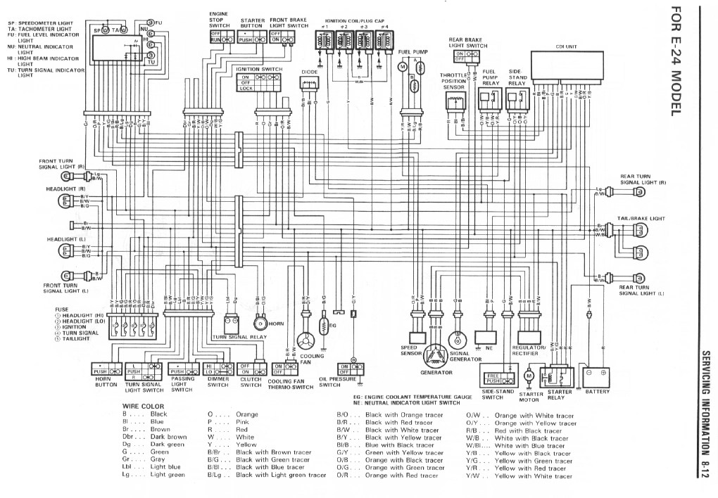 2006 Gsxr 600 Wiring Diagram Us