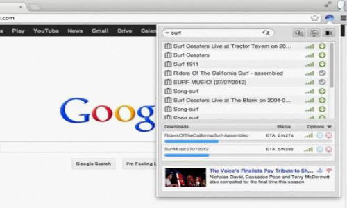 Surf: BitTorrent Releases Google Chrome In-browser Torrent Client