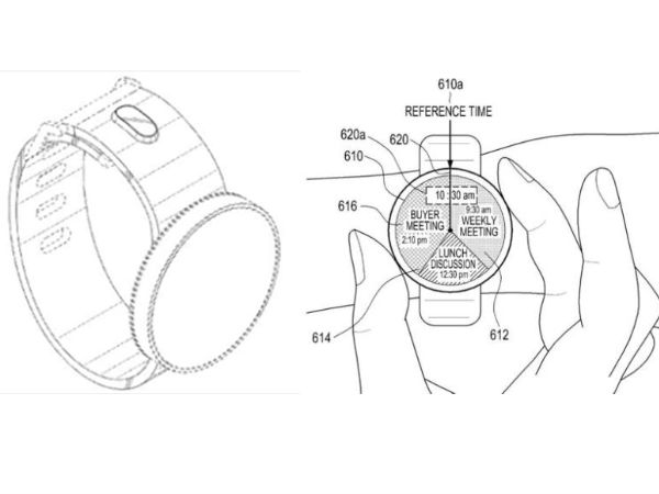 Samsung is Working on Round Smartwatch: Coming to MWC 2015