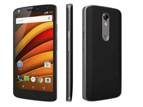 40% off on Motorola Moto X Force (Black, 32GB)