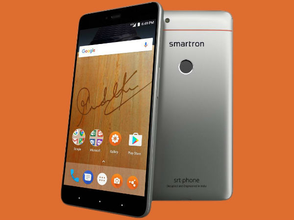 19 1495197522 sachin tendulkar s smartron srt phone vs other mid range smartphones Best Android Nougat smartphones to buy under Rs 15,000