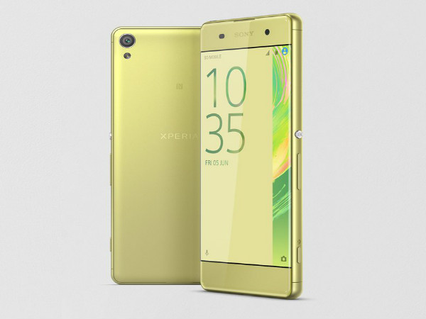 27% off on Sony Xperia XA Dual (Graphite Black)