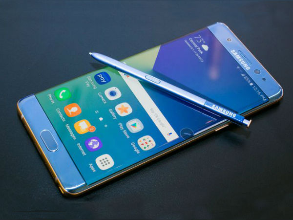 Samsung to start selling refurbished Galaxy Note 7 from July 7 onwards