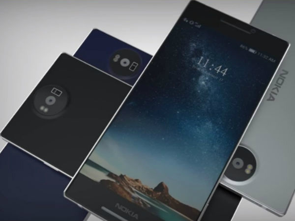 Nokia 9, Nokia 8, Nokia 7 and Nokia 2 processors revealed by new leak