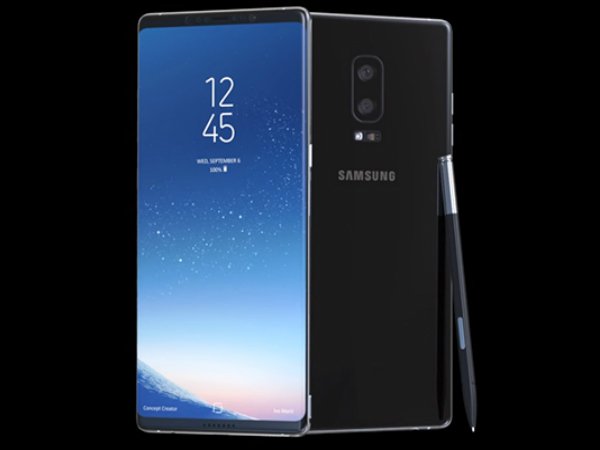Samsung to produce 9 million Galaxy Note 8 units initially