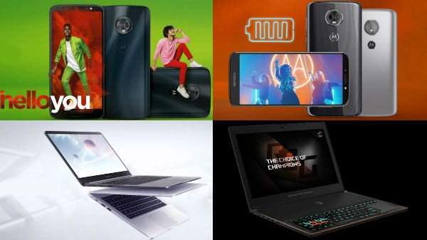 Week 16, 2018 launch round-up: Moto G6 Plus, Honor 10 and more