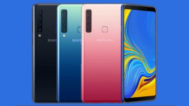 Samsung Galaxy A9 2018 Spesifikasi
