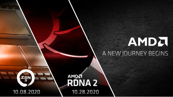 AMD Ryzen Zen 3, Radeon RDNA 2 Launch Date Announced; Most Powerful CPU, GPU?