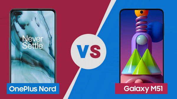 Oneplus Nord Vs Samsung Galaxy M51 Is The Monster Worth The Hype Today Top News
