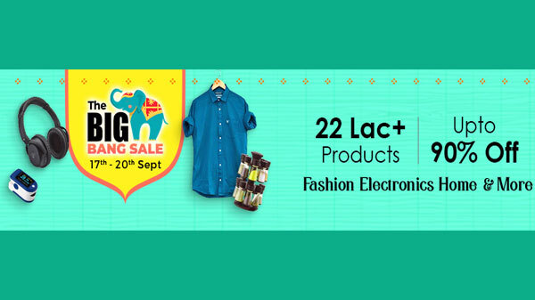 ShopClues 'Big Bang Sale' 2020: Starts with Sept 17 with 90% Offers on Accessories, Electronics, Fashion, Home & Kitchen Categories