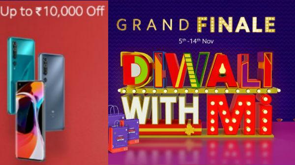 Mi Diwali Sale 2020: Diwali Offers Smartphones, Mi TV, Smart Bands, Laptops And More