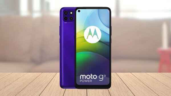 Motorola Moto G9 Power India Launch Confirmed On December 8: Report