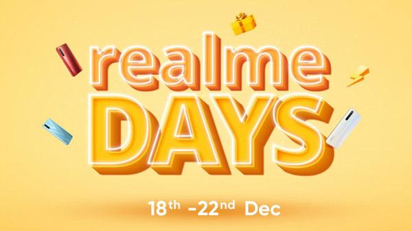 Realme Days Sale: Discount Offers On Smart Tvs, Smartphones, Headphones, Powerbanks And More