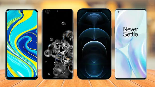 Top 20 Most Popular Smartphones In 2020: iPhone 12 Pro Max, OnePlus 8 Pro, Realme 6 Pro And More