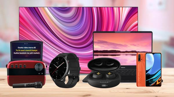 Week 51, 2020 Launch Roundup: Nokia 5.4, Redmi 9 Power, Dell XPS 13 9310 And More
