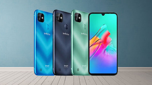 Infinix Smart HD 2021 To Go On First Sale Today