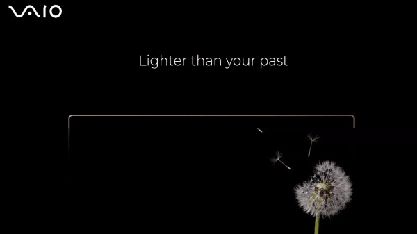 Vaio Laptops To Make A Comeback In India, Flipkart Teaser Hints