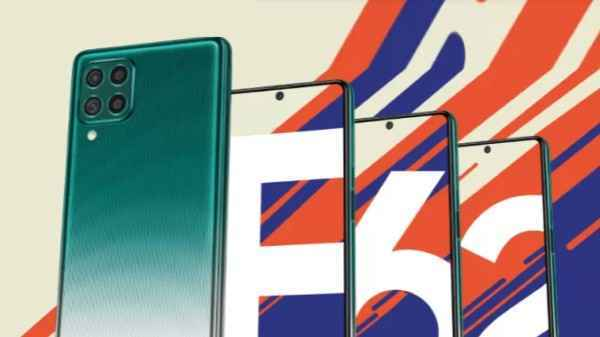 Samsung Galaxy F62 First Sale Set For February 22