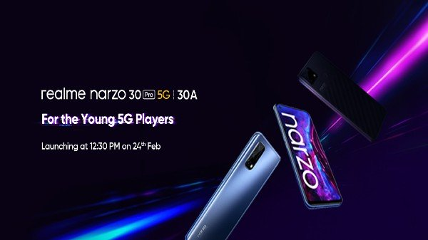 Realme Narzo 30 Pro Launch: How And Where To Watch Livestream
