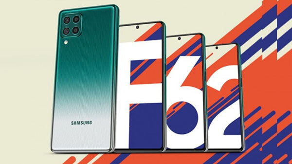 Samsung Galaxy F62 Confirmed To Come With 64MP Main Camera