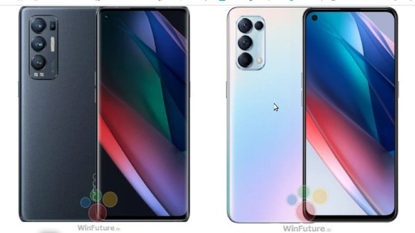 Oppo Find X3 Pro, X3 Lite, X3 Neo Specifications Tipped