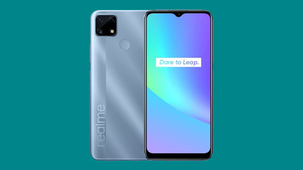 Realme C25 With MediaTek Helio G70 SoC Officially Unveiled