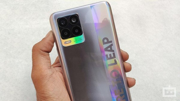 Realme 8 5G Spotted On Geekbench