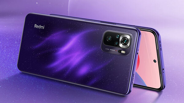 Redmi Note 10S Starlight Purple Variant Launch Officially Teased