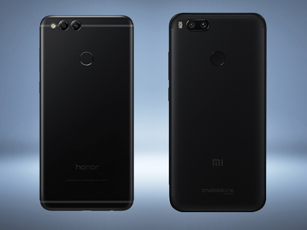 Honor's dual-lens setup camera vs Xiaomi's dual-lens camera setup