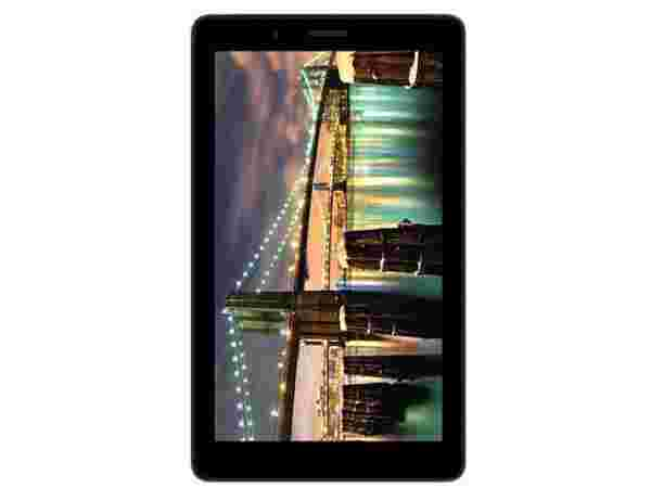 37% off Micromax Canvas Tab P70221 16 GB 7 inch with Wi-Fi+3G Tablet  (Black)