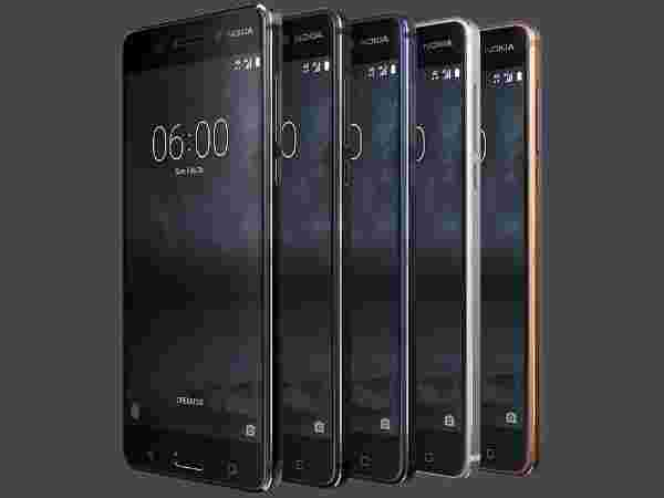 13% off on Nokia 6 (Matte Black, 32GB)