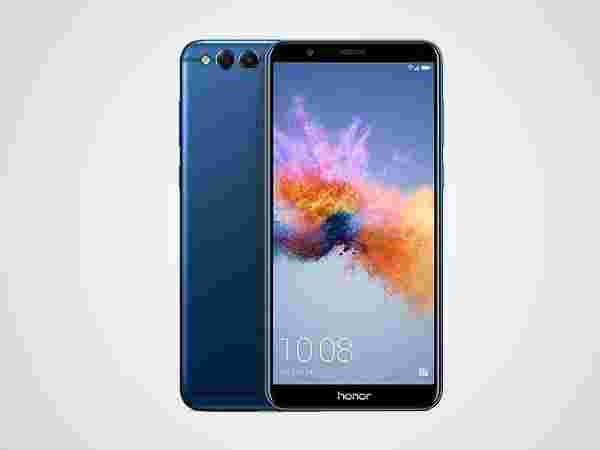 Honor 7X:  Upto 10,206 off on exchange offer