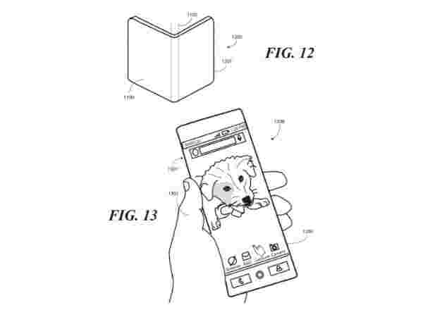 Motorola could unveil a borderless flexible OLED