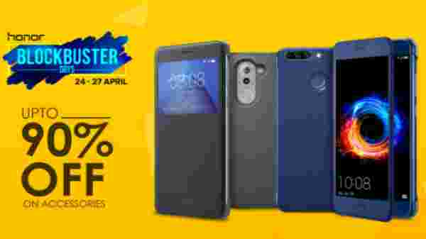 Honor 6X PC Case (Price 299 / Rs 270 Off@Rs 29)