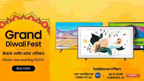Up To 50% Off On Smart TVs