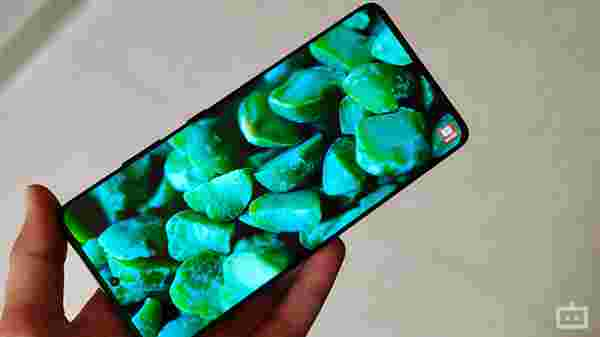 Best-in-Business Quad HD AMOLED Display