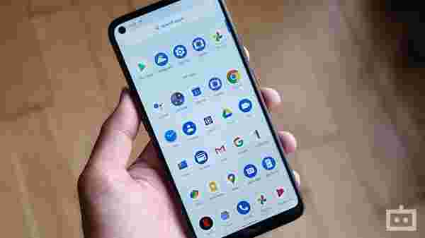 Stock Android 10 Software Experience