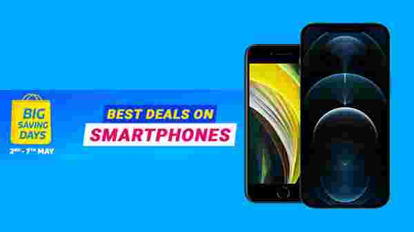 Flipkart Big Saving Day Sale 2021 On iPhones