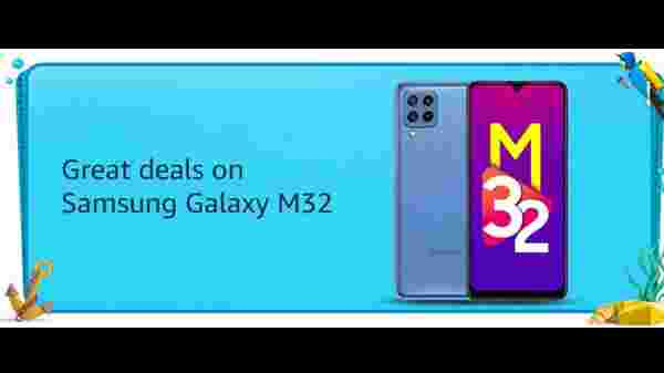Great Deal Price Offer On Samsung Galaxy M32