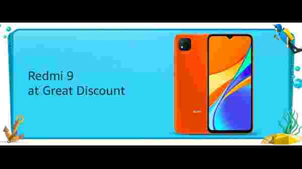 Great Discount On Redmi 9