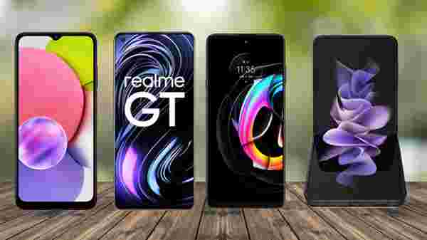 Llist Of Newly Launched Smartphones In August 2021