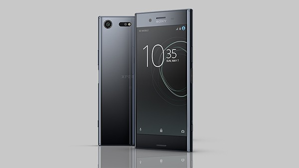 Sony Xperia XZ Premium: 4K HDR display