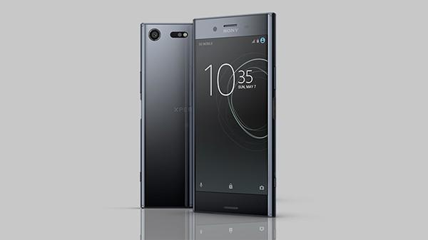 Sony Xperia XZ Premium: 4K HDR display