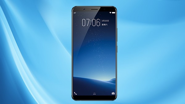 Vivo X20 Plus UD: In-screen fingerprint sensor